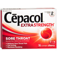 Cepacol Sore Throat Oral Pain Reliever Lozenges