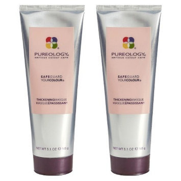 PureOlogy Pureology Thickening Masque Duo Pack