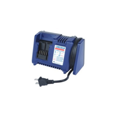 Lincoln Industrial Lincoln Lubrication 1850 18 Volt Lithium Ion Battery Charger