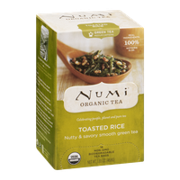 Numi Organic Toasted Rice Tea - 18 CT