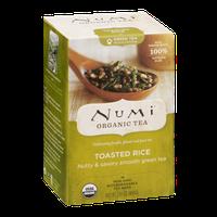 Numi Organic Toasted Rice Tea - 18 CT