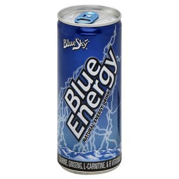 Blue Sky Blue Energy, Wild Berry Flavor - 8.3 fl oz can