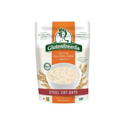 Glutenfreeda OATS, STEEL CUT, BAG, GF, (Pack of 4)