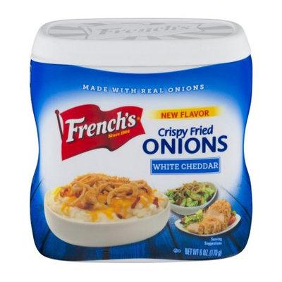 French's® White Cheddar Crispy Fried Onions