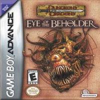 Atari Dungeons & Dragons: Eye of Beholder