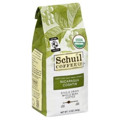 Schuil Coffee Organic Nicaragua Costin, 12-ounces