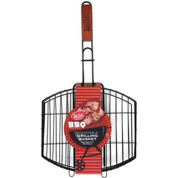 TableCraft BBQ Adjustable Grilling Basket