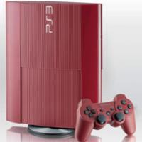 GameStop Inc. PlayStation3 500GB System - Red (GameStop Premium Refurbished)