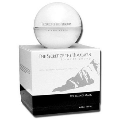 Secret Of The Himalayan Warming Mask, 1.69-Ounce