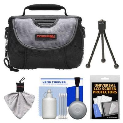 Precision Design PD-C15 Digital Camera Case with Cleaning & Accessory Kit for Nikon 1 J1, V1 Digital Camera