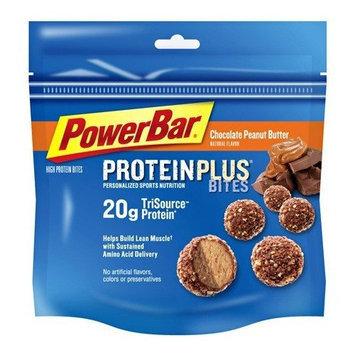 PowerBar Protein + Bites Choc Pb 8pk