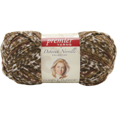 Deborah Norville Cuddle Fleece Mosaics Yarn - Earthen