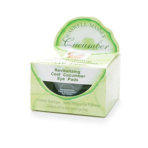 Caswell-Massey Revitalizing Cool Cucumber Eye Pads