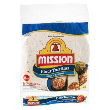 Mission Flour Tortillas