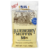 Southeastern Mills Muffin Mix Blueberry, 7-Ounce (Pack of 24)