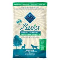 Blue Buffalo BLUE BasicsTM Grain Free Dog Food