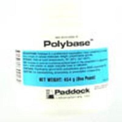 Paddock Laboratories Polybase Ointment by Paddock - 1 Lb