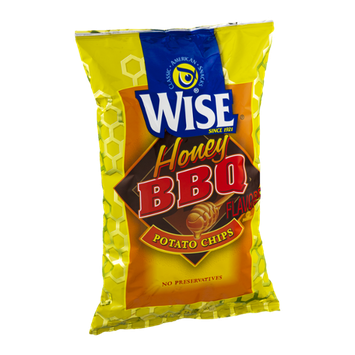 Wise Potato Chips Honey BBQ Flavored
