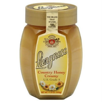 Euro American Brands Honey, Creamy Country, 17.60-Ounce