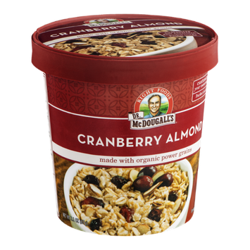 Dr. McDougall's Oatmeal Cranberry Almond