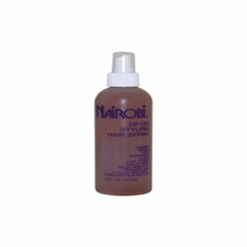 Nairobi UP-DO Styling Hair Spray for Unisex - 8 oz