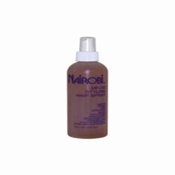 Nairobi UP-DO Styling Hair Spray for Unisex - 8 oz