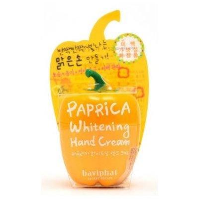 Baviphat Paprika Whitening Hand Cream- 25g