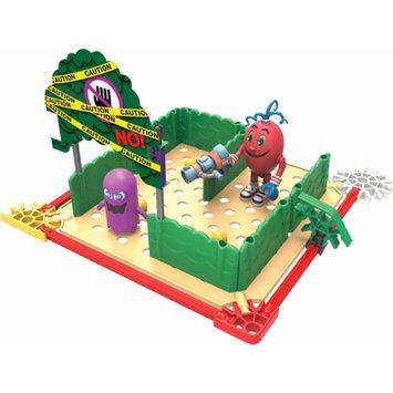 K'nex K'NEX Pac Man Building Set - Spiral's Pac World Maze