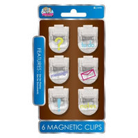 Mega Brands The Board Dudes Magnetic Clips 6-ct.