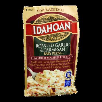 Idahoan Roasted Garlic & Parmesan Baby Reds Flavored Mashed Potatoes