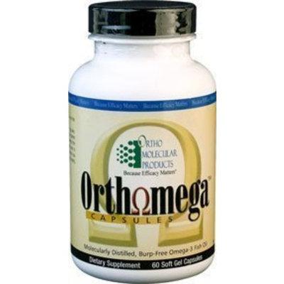 Ortho Molecular Products, Orthomega 180 softgels
