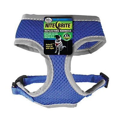 Four Paws Reflective Safety Comfort Harness