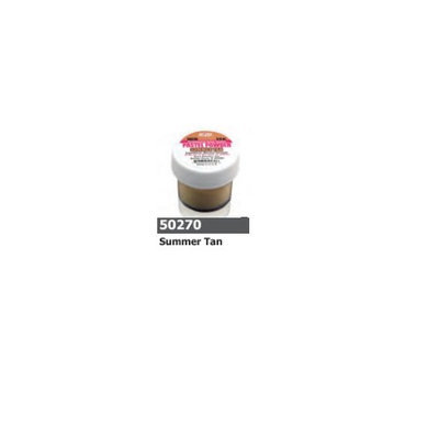 1/2 Ounce Summer Tan - Pastel Acrylic Powder by Sassi for Beautiful Nails