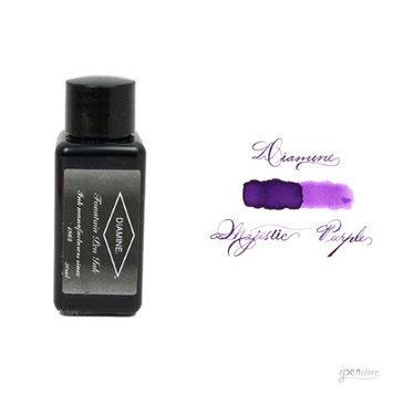 Diamine 30 ml Bottle Fountain Pen Ink, Majestic Purple