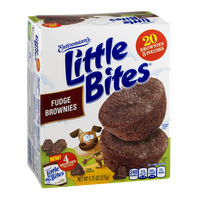 Entenmann's Little Bites Fudge Brownies - 5 CT