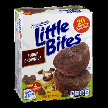 Entenmann's Little Bites Fudge Brownies