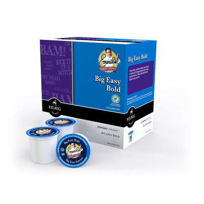Keurig Emeril's Big Easy Bold Coffee PB4172-108