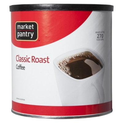 market pantry Market Pantry Coffee Classic Roast 33.9oz