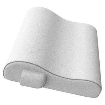 Pretika Soft Spa Massage Memory Foam Bath Pillow