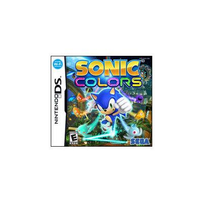 Sega of America Sonic Colors
