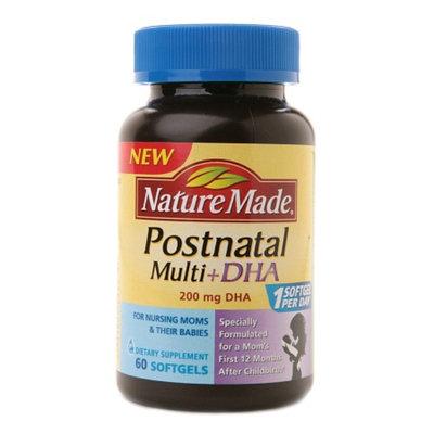 Nature Made Postnatal Multi+DHA 200 mg DHA