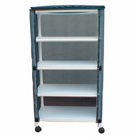 MJM International Echo Mid Size Linen Cart with Cover