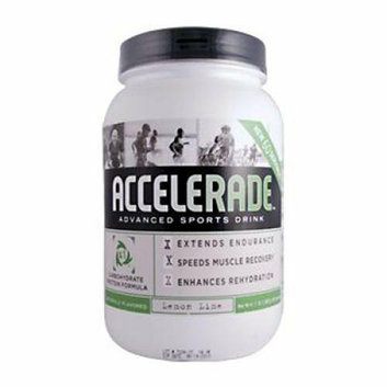 Endurox Accelerade Advanced Sports Drink Lemon Lime 60 Servings