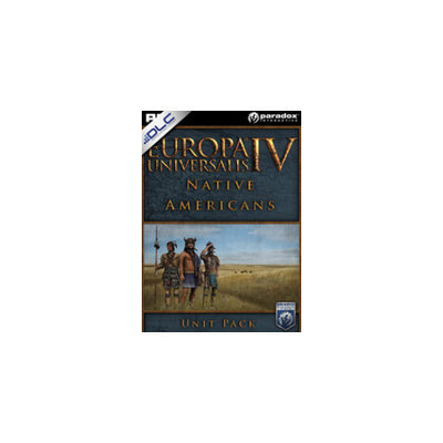 Paradox Development Europa Universalis IV - Native Americans Unit Pack