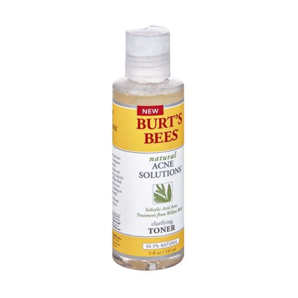 Burt's Bees Natural Acne Solutions Clarifying Toner