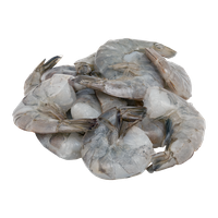 USDA Raw Simple Peel Shrimp 16-20 CT