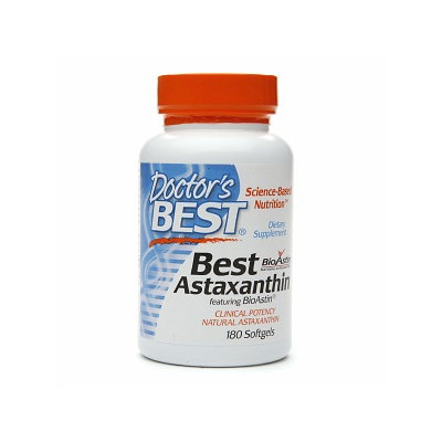 Doctor's Best Astaxanthin