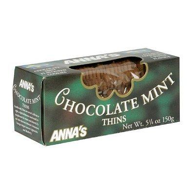 Anna's Chocolate Mint Thins