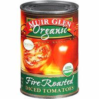 Muir Glen : Organic Fire Roasted Diced Tomatoes