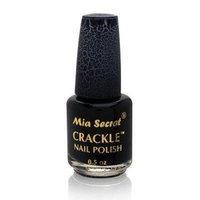 Mia Secret Crackle Nail Polish CK1 Black